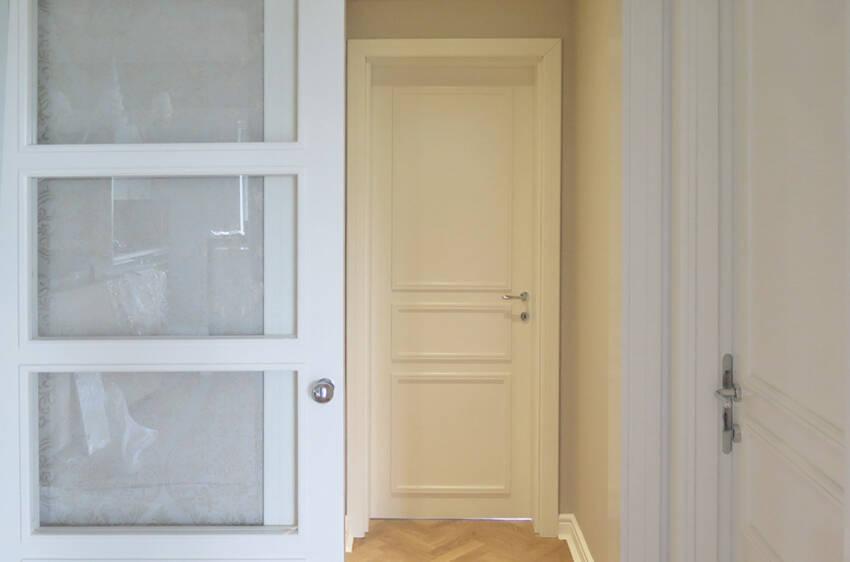 Način ugradnje unutrašnjih vrata pravljenih po meri