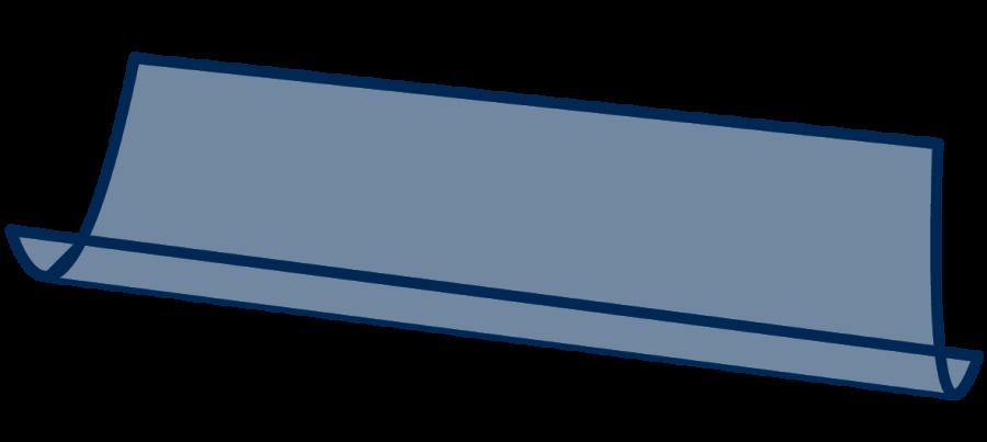 CB - savijanje stakla po dužoj strani