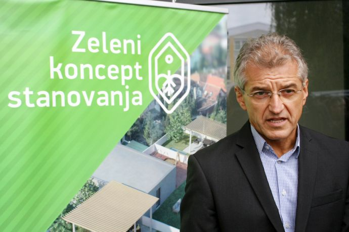 "Direktor JP ""Urbanizam"" Dušan Miladinović"