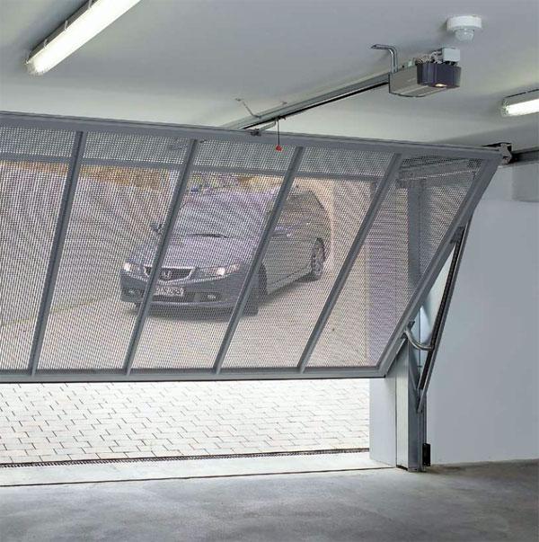 Kipuća garažna vrata