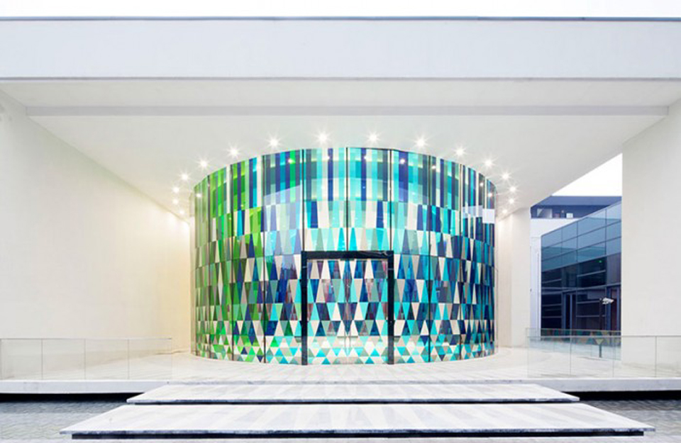 Kaleidoskopska zgrada