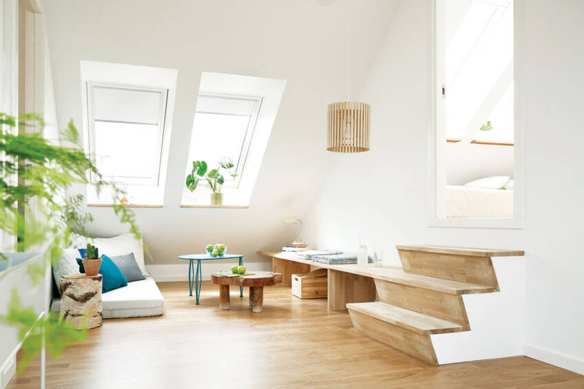 Krovni prozori omogućavaju provetravanje i puštaju svež vazduh