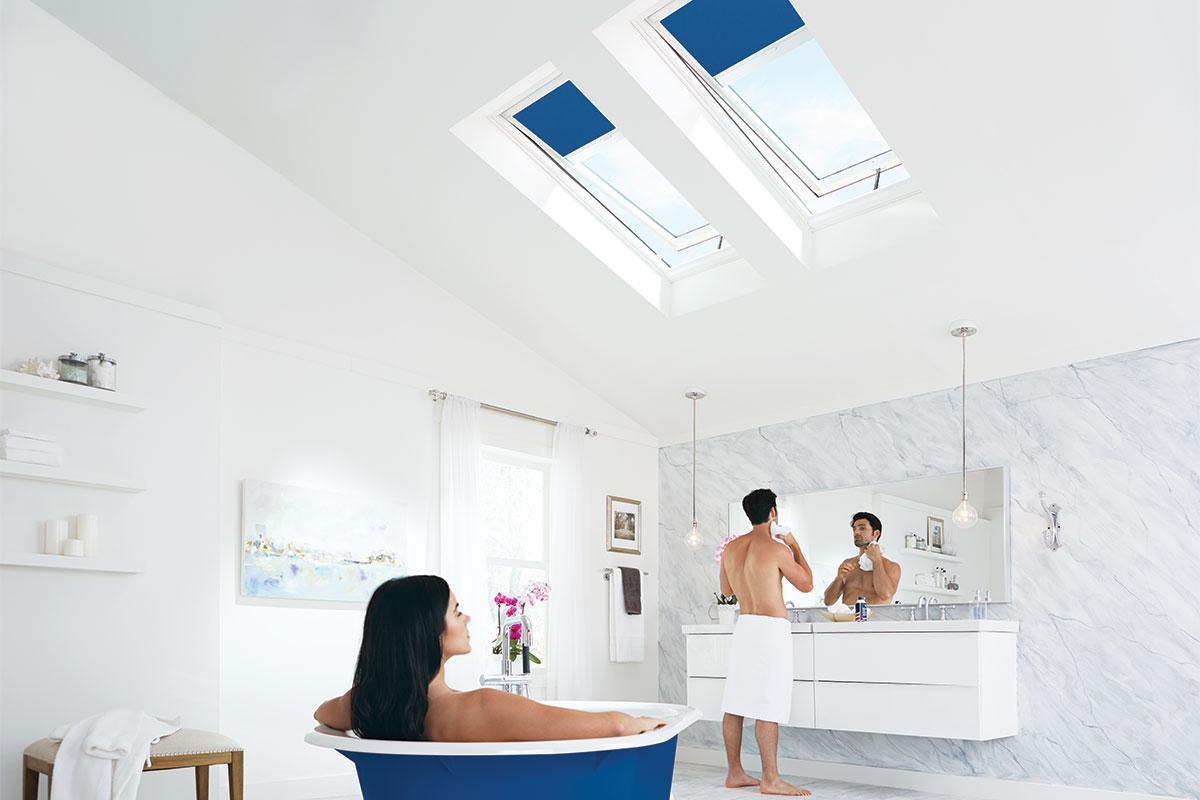 Krovni prozori doprinose uštedi energije