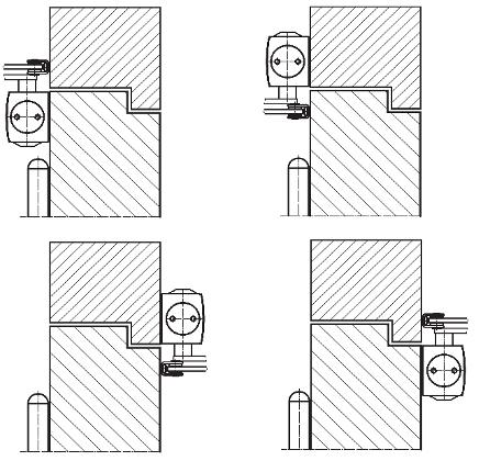 lyctum: prikaz montaže zatvarača