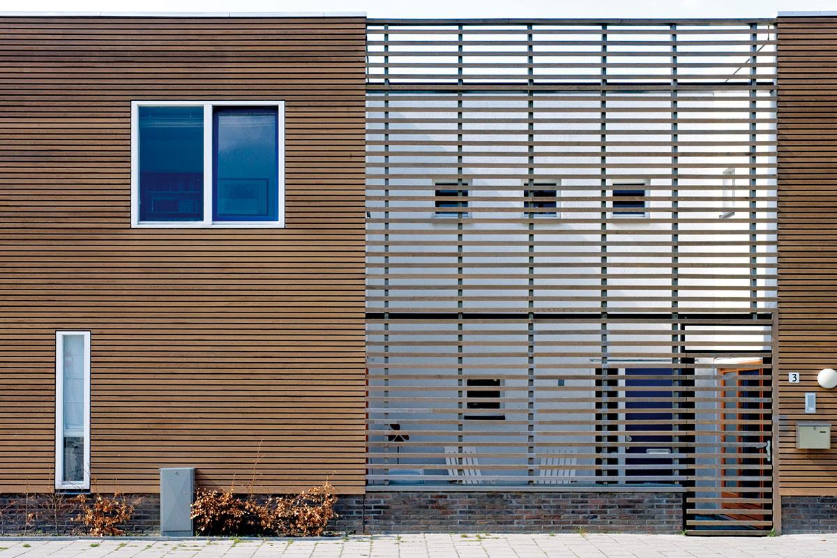 Foto: J.u.A.Frischeis, drvena fasada