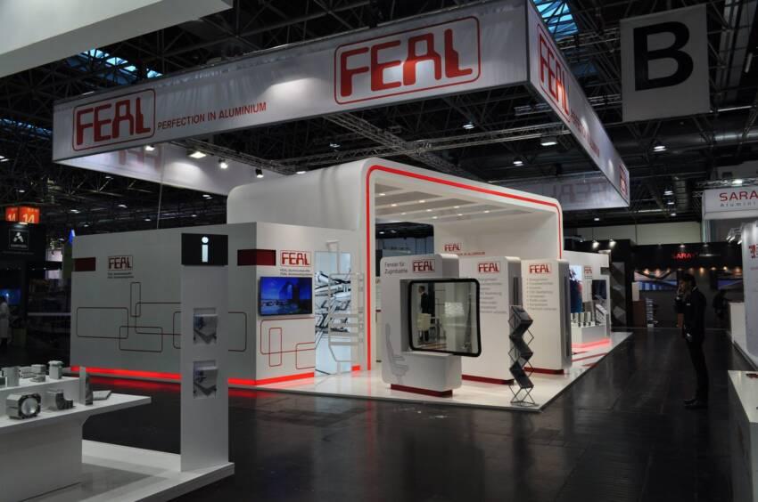 FEAL - Uspješno predstavljanje na sajmu Aluminium 2016 u Düsseldorfu