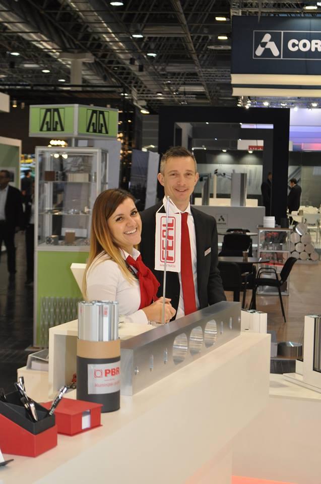 FEAL - Sajam Aluminium 2016 održan u Düsseldorfu od 28.11 do 01.12.2016