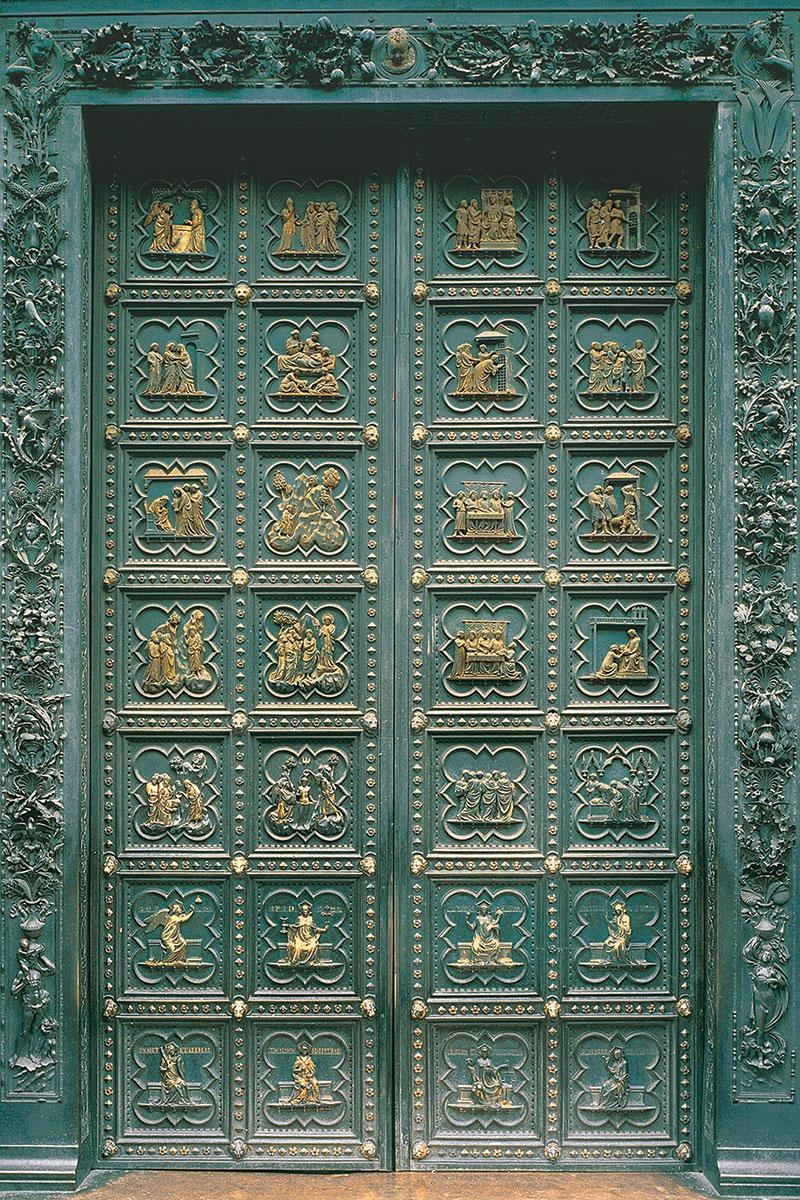 Istorija umetnosti pravljenja ulaznih vrata