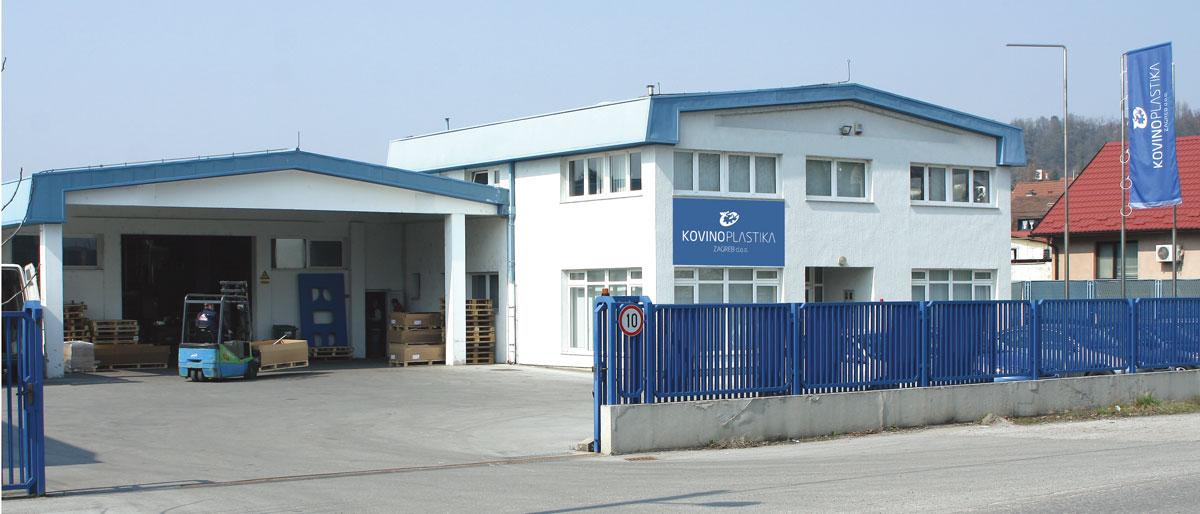 Kovinoplastika nalazi se u Zagrebu