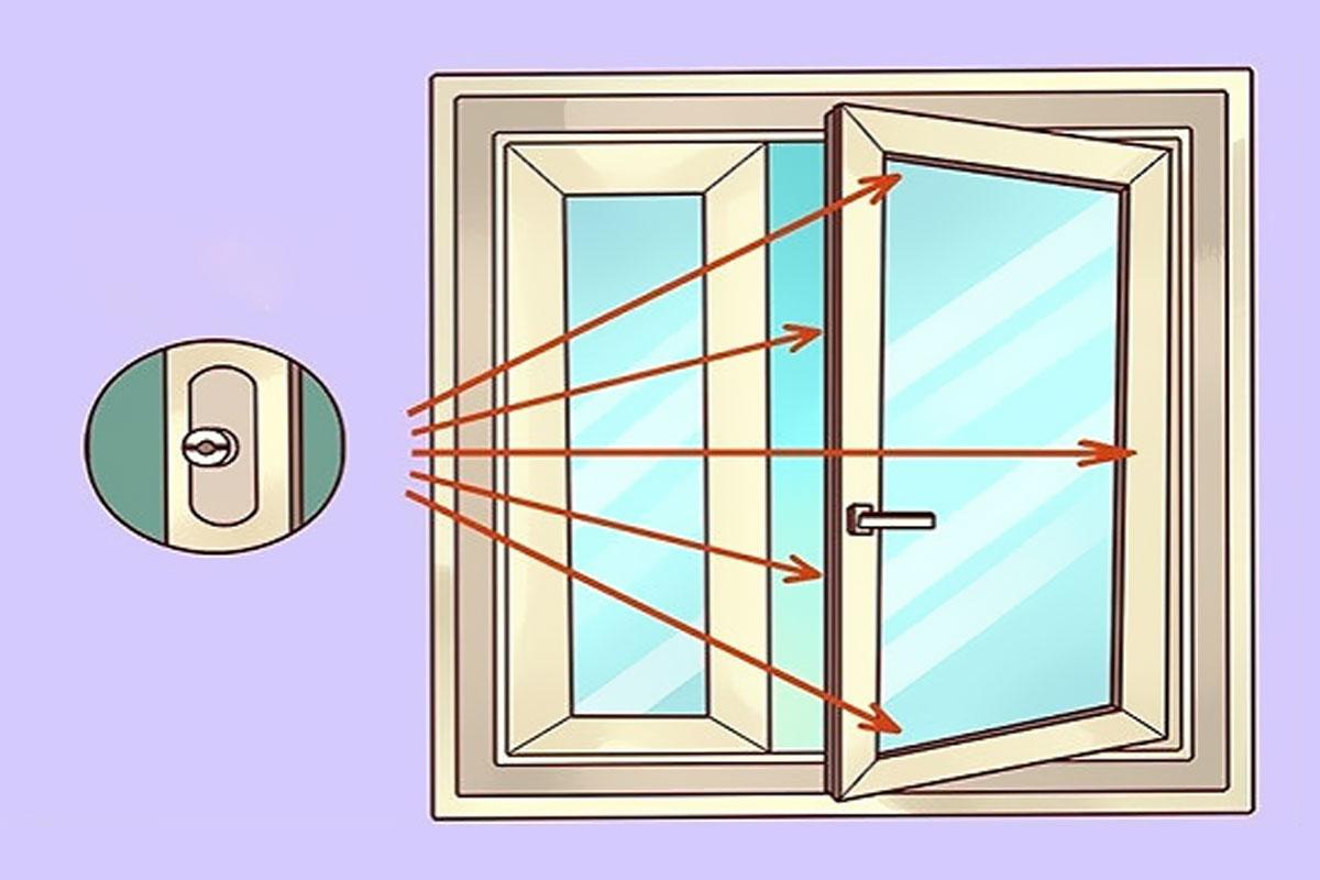 Sve prozore treba podmazivati