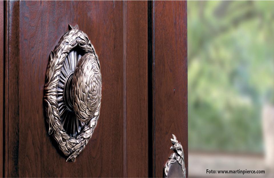 Dekorativne kvake na vratima