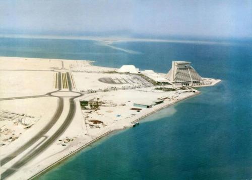 Doha je pre 10 godina imala samo jedan hotel