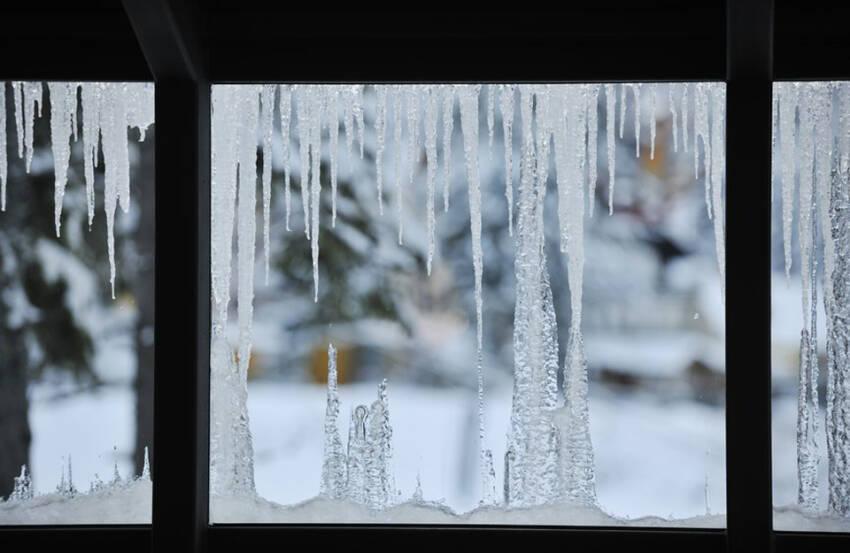 PVC prozori u zimskom periodu
