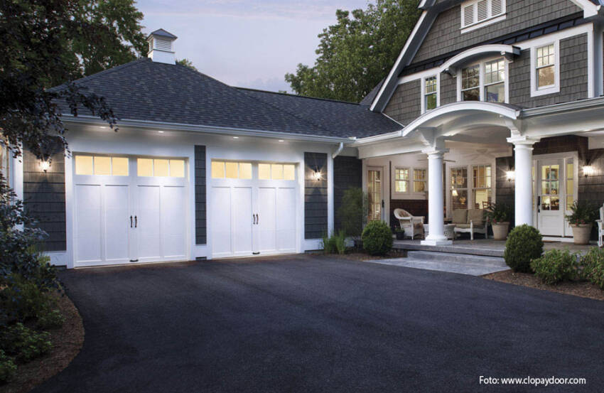 Predlog dizajna garažnih vrata
