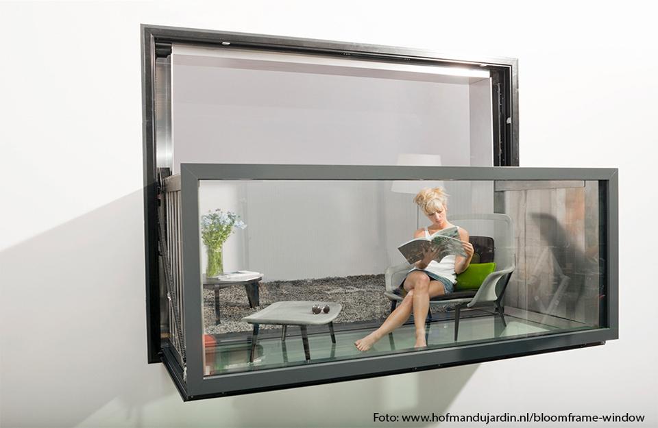 Užitak u Bloomframe prozorima