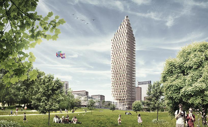 Drvena zgrada sada će moći da ide u visinu
