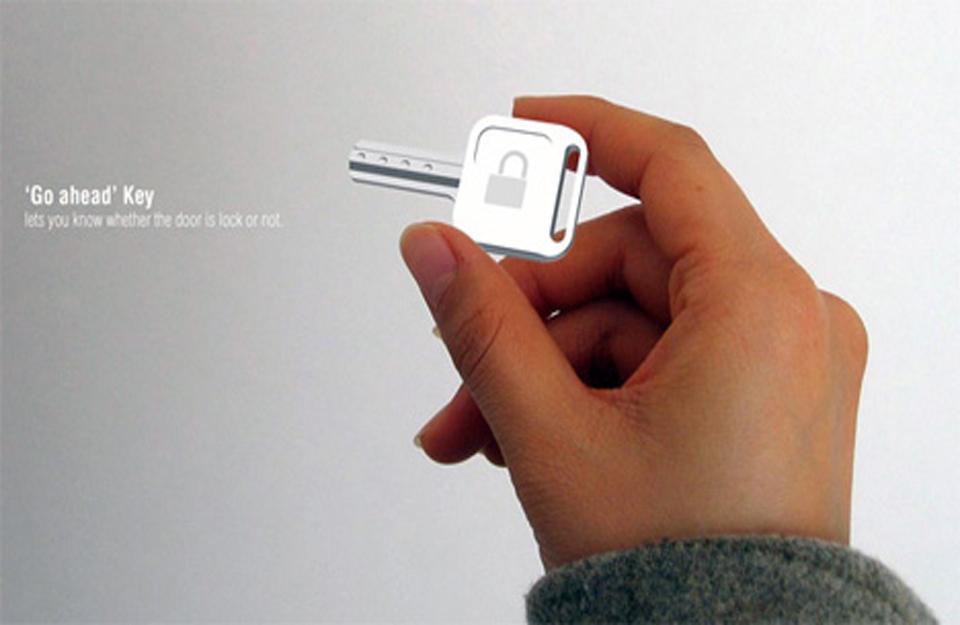 Brava sa specijalnim ključem