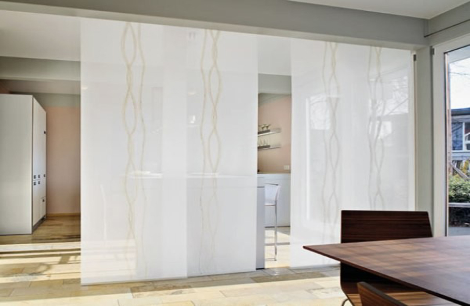 Japanske zavese u vašem domu