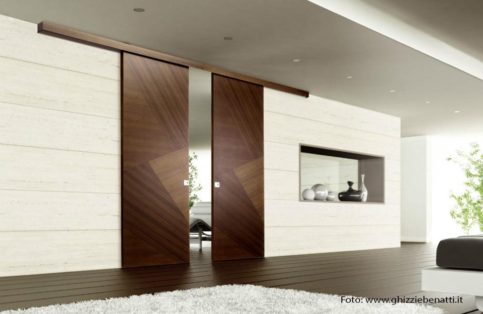 Klizna drvena vrata