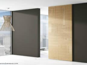Moderna skrivena vrata