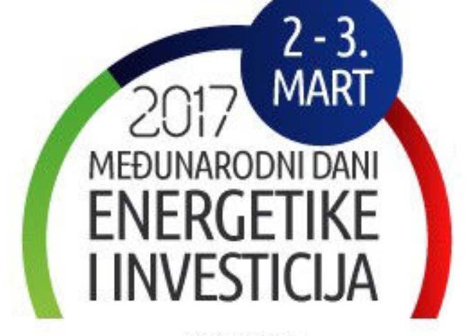 I ove godine međunarodni sajam energetike i investicija biće održan u Master centru