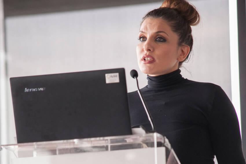 Jovana Atanacković, vd pomoćnika ministra građevinarstva, saobraćaja i