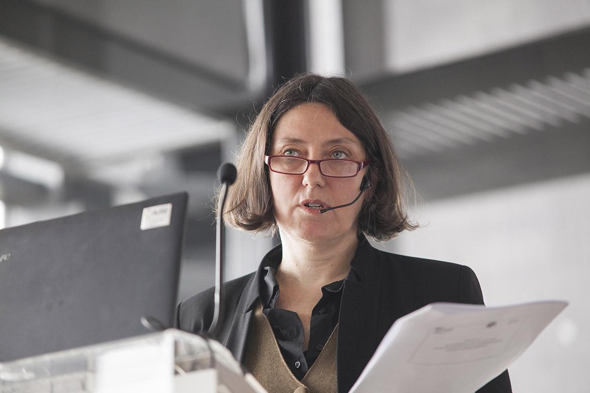 Renate Schindibeck, vođa projektnog tima