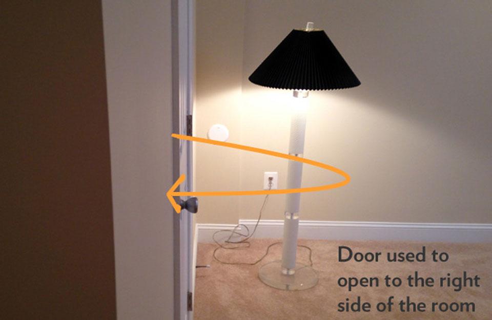 Vrata koja se otvaraju na desnu stranu