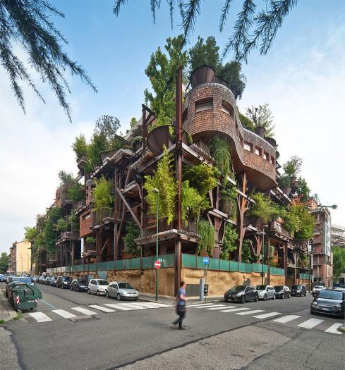 arhitekta Lućijano Pia je uspeo da svoje maštanje pretvori u realnosti