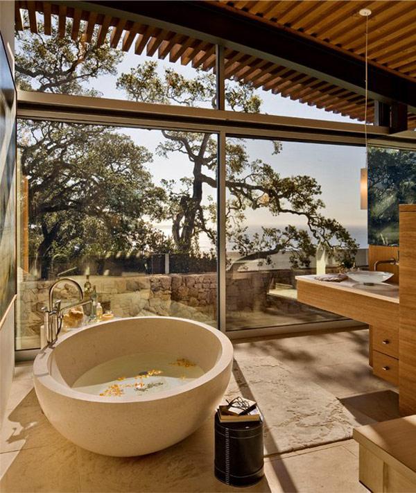 Foto: Eko kuća ima puno velikih prozora