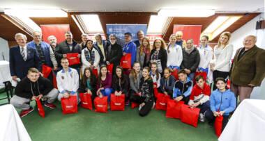 Donacija kompanije VELUX atletskom klubu Spartak iz Subotice