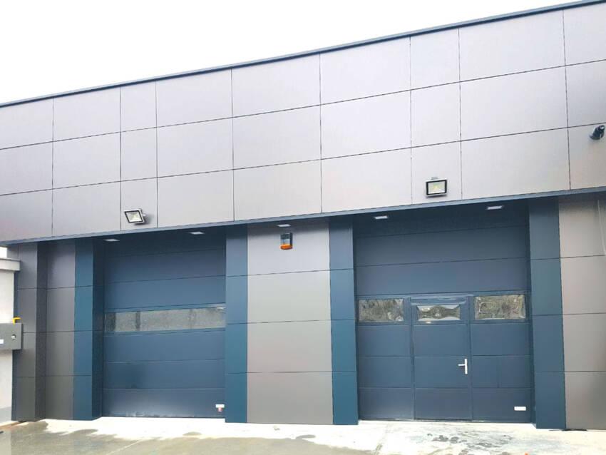 HOUSEMATIK industrijska vrata