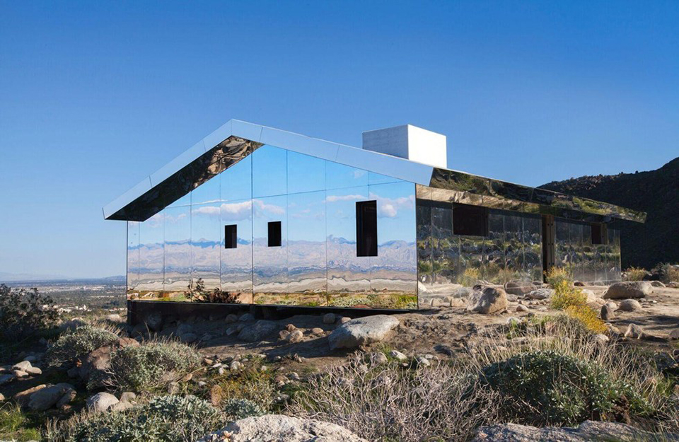 Kuća koja stvara iluziju