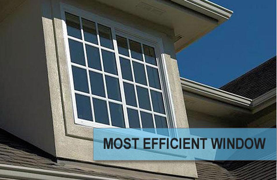 Energetski efikasni prozori