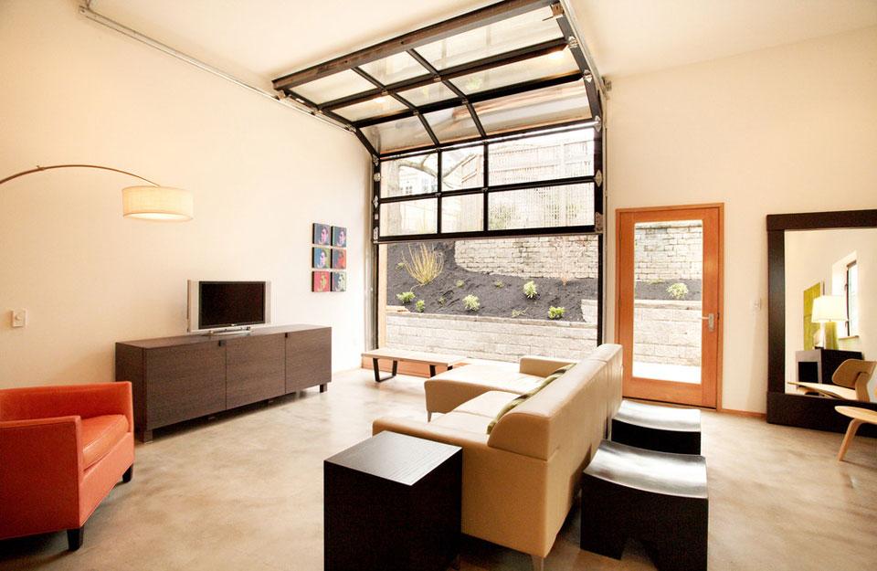 Garažna vrata kao deo doma
