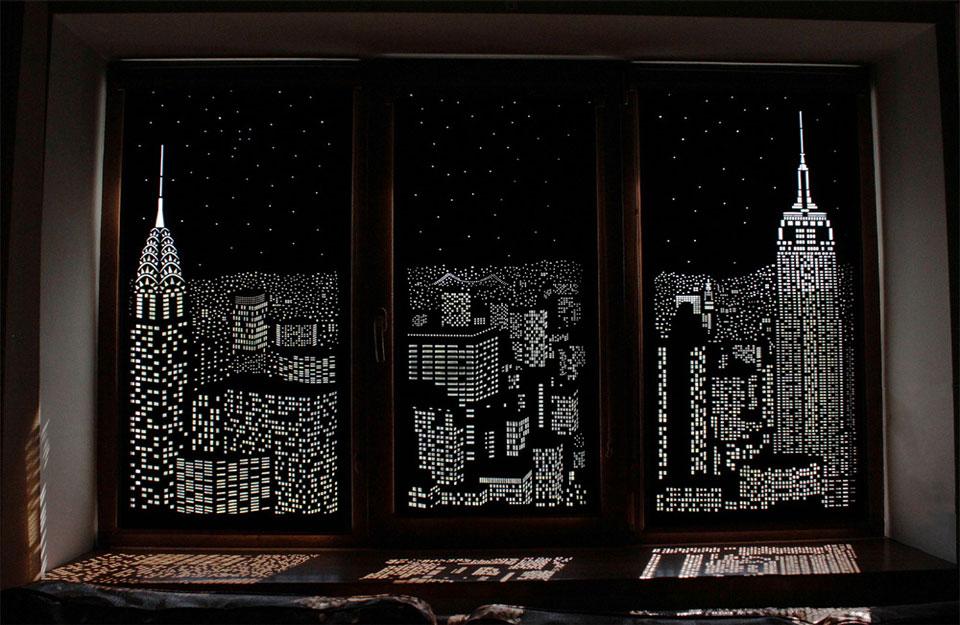 Noćne zavese