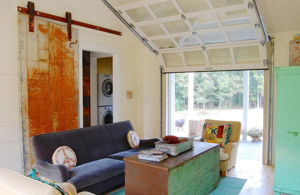 Rustična garažna vrata prezentuju Vaš životni stil