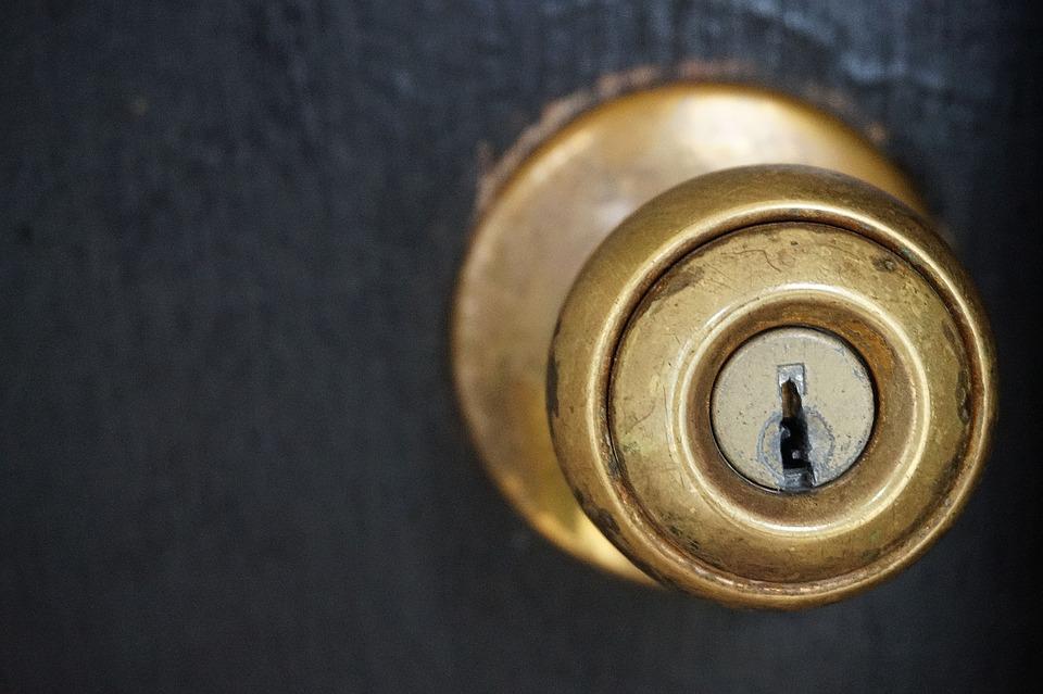 Ulazna vrata ne treba da škripe