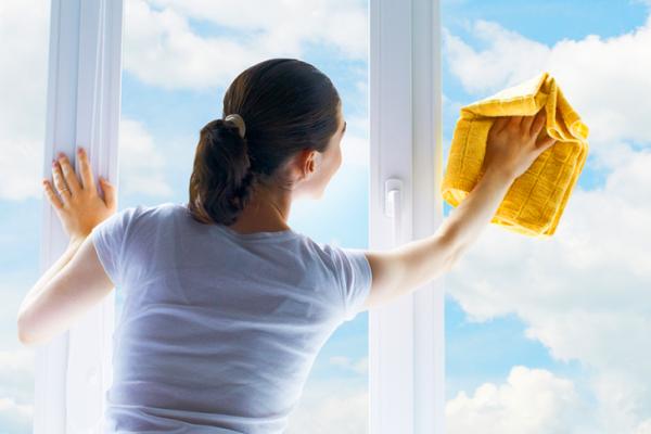 Očistite sva stakla da može da se bolje manifestuje pozitivna energija