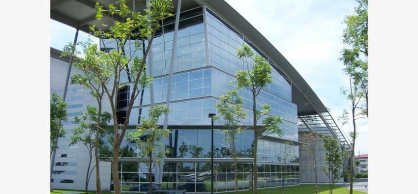 kompleks studija na Tajlandu im se prostire na 70.000 m2