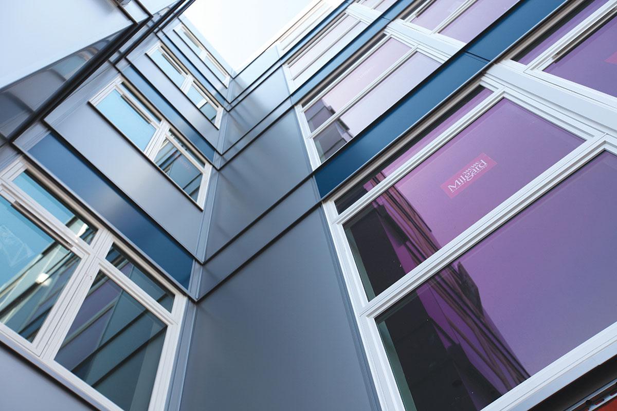 Fasada od aluminijuma