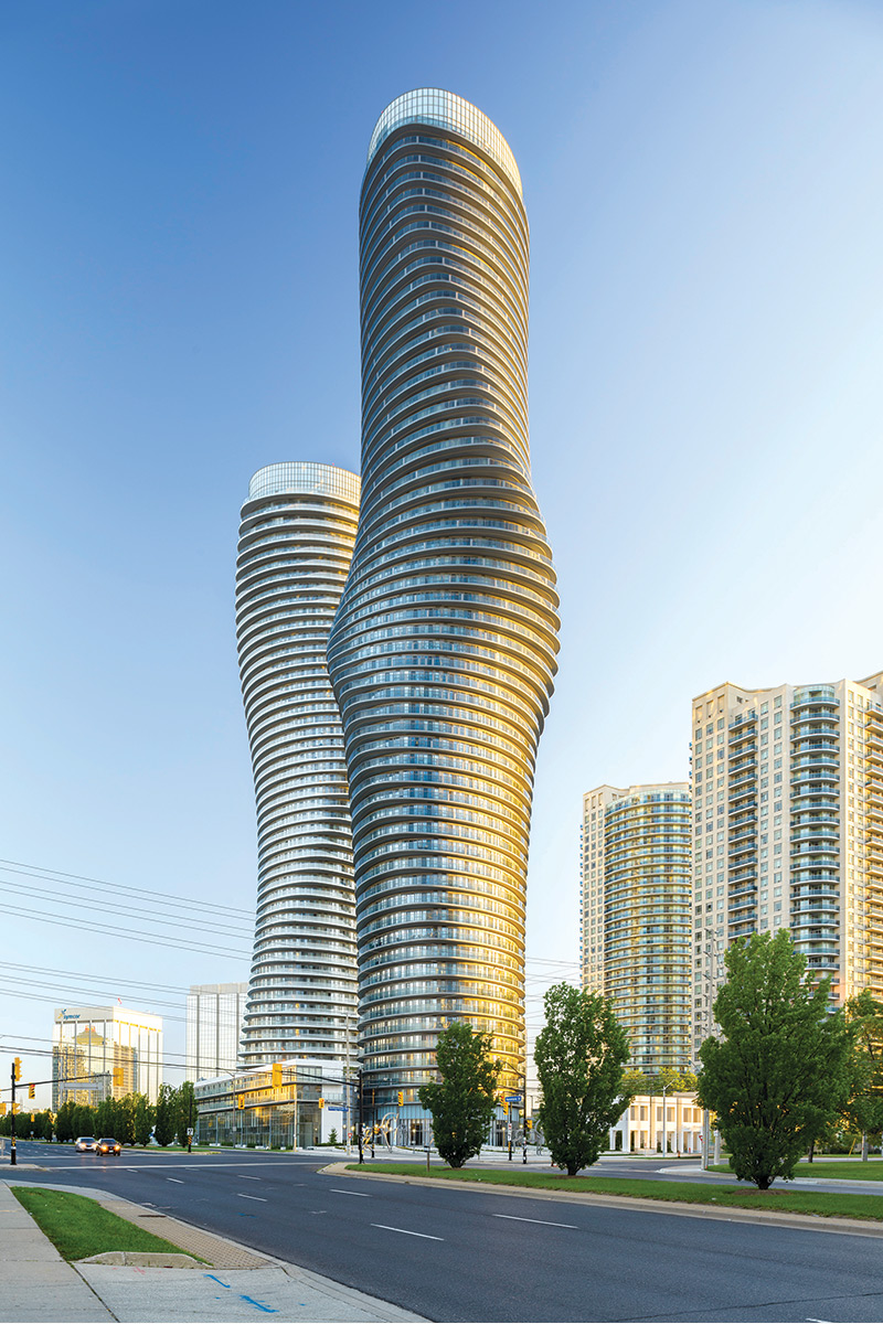 Absolute Tower, MAD architects