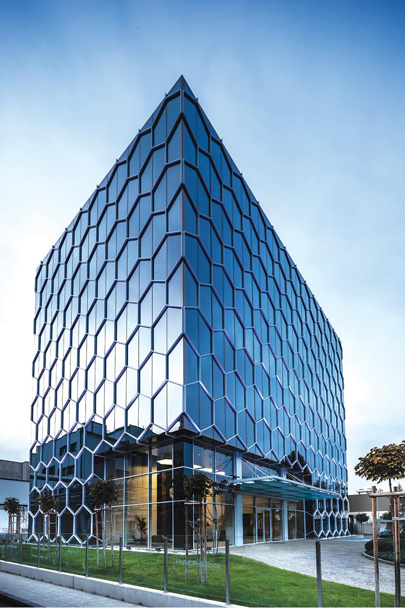 Biovet Building, Atelier Serafimov