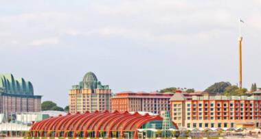 Resorts World Sentosa, DP Architects