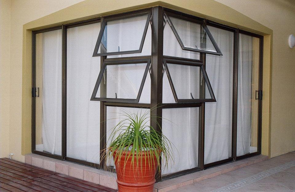 Moderan izgled aluminijumskih prozora
