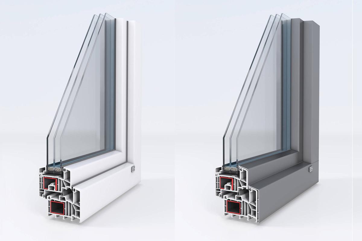 PVC profili za prozore