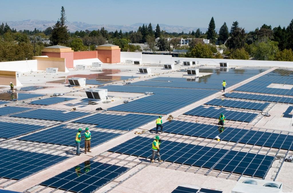 Prosečna vrednost energije globalnog zračenja se kreće u rasponu od 1200 kWh/m²/godišnje