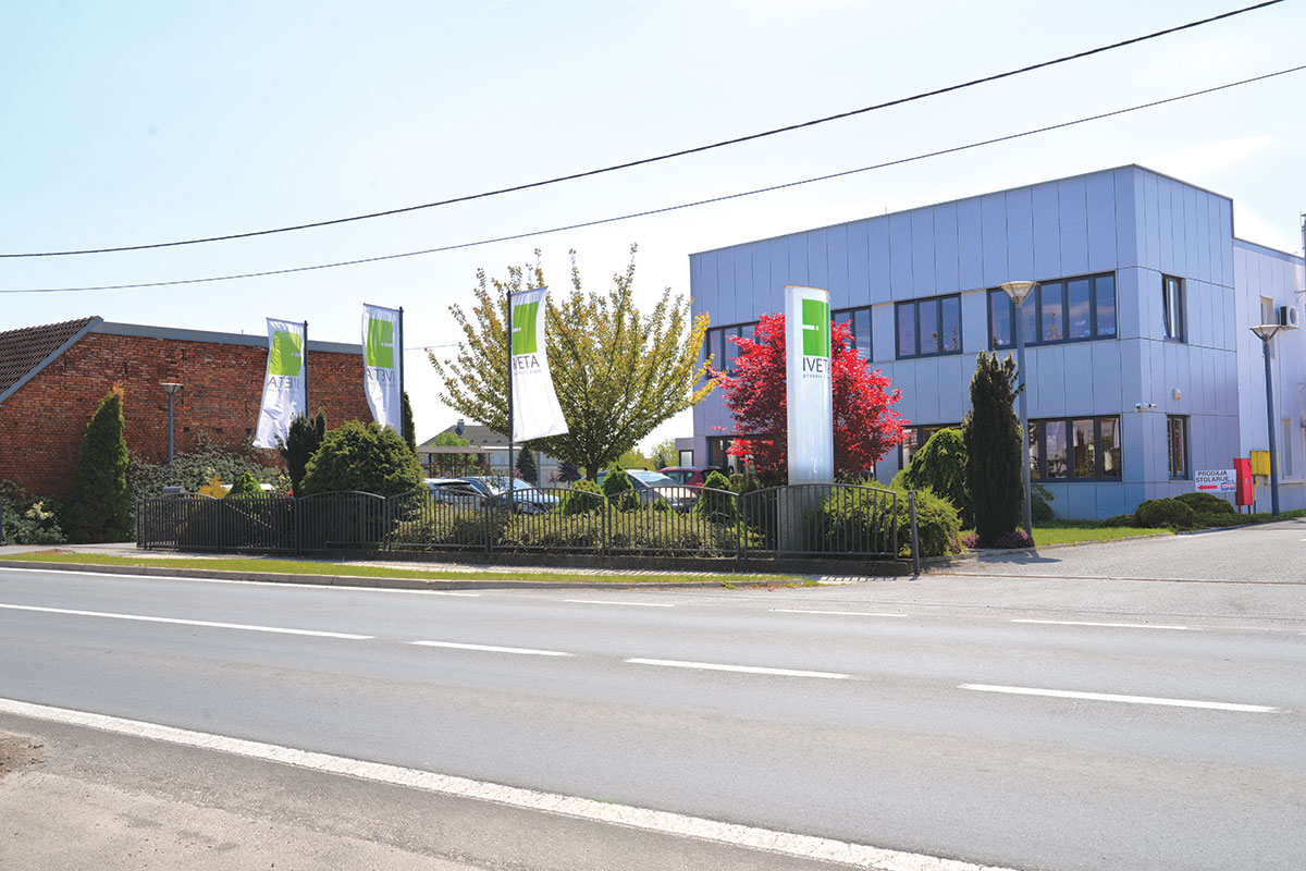 Iveta d.o.o. - proizvodnja aluminijske i PVC stolarije