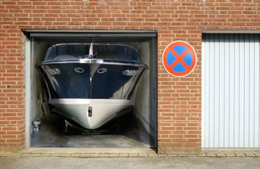 Upečatljivi dizajn garažnih vrata