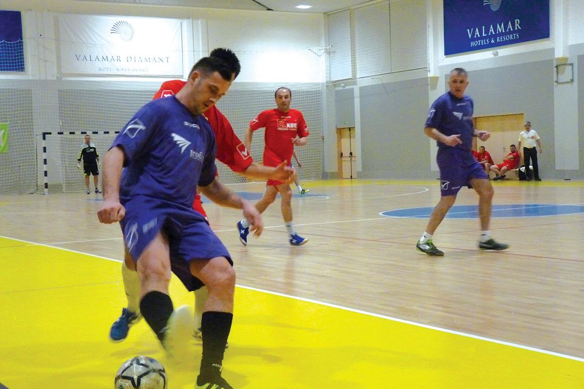 profine Croatia, malonogometni turnir